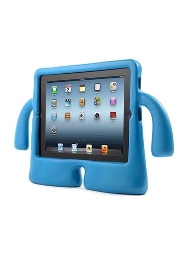MobilCadde Samsung Galaxy Tab A 10.5 T590 Mavi Çocuk Tablet Kılıf Mavi